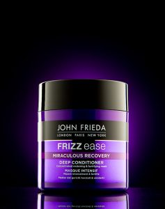 Frizzease product photography