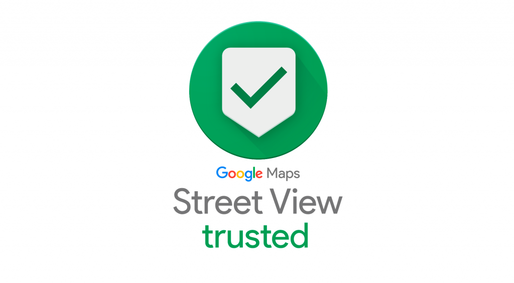 Street View Trusted Pro photographer badge